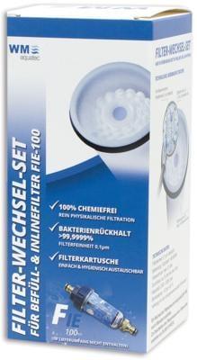WM Aquatec Filterwechsel-Set für FIE-100