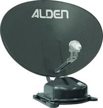 Alden Orbiter 80 Platinum Satanlage inkl. LED-TV