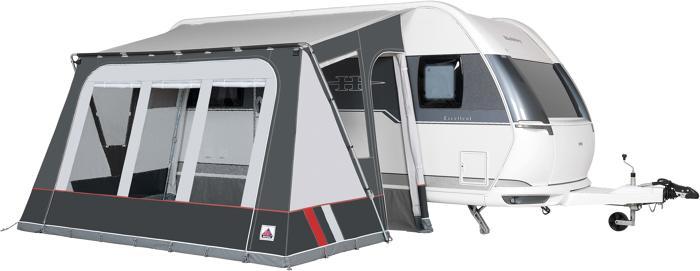 dorema mistral xl all season vorzelt 360x240cm anthrazit. Black Bedroom Furniture Sets. Home Design Ideas