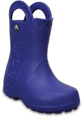 Crocs Handle It Rain Boot Kids, Cerulean Blue, Gr. 2829 von