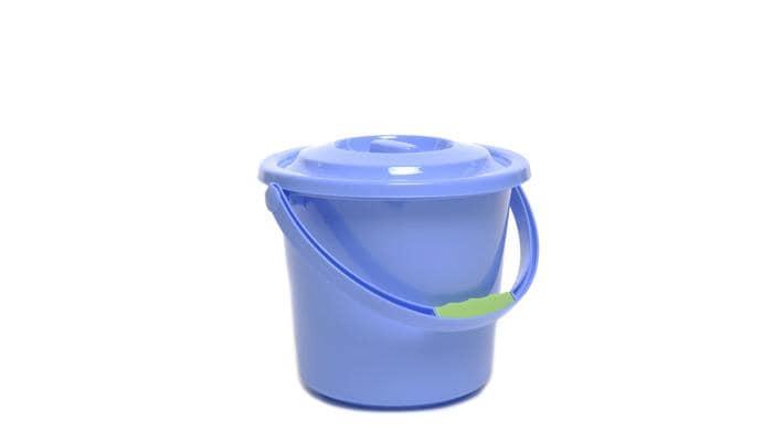 Eimer Mit Deckel 5l : travellife wc eimer mit deckel blau 5l von travellife bei camping wagner campingzubeh r ~ Watch28wear.com Haus und Dekorationen