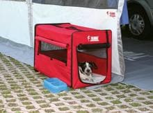 Fiamma Carry-Dog klappbare Hundehütte