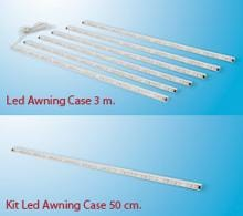 Fiamma LED Awning Case Erweiterungs-Kit, 50cm