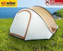 Easy Camp Antic Tribal Pop Up Zelt, 2 Personen, schwarzweiß