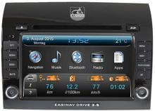 Navigationssystem AL-CAR EASINAV Drive 3.5 Ducato DAB+ mit CAN-BUS