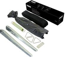 Thule Hold Down Kit Sturmband