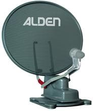 "Alden ONELIGHT 60 Platinum Satanlage inkl. A.I.O. EVO HD 18,5"" (47cm) LED-TV mit TWIN-LNB"
