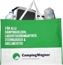 Camping Wagner Tragetasche