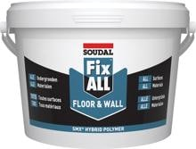 Soudal Fix All Floor and Wall Dichtstoff, 4kg Eimer, weiß