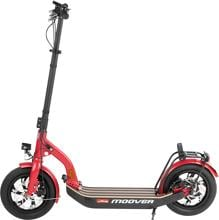 Metz Moover Plus E-Scooter, rot