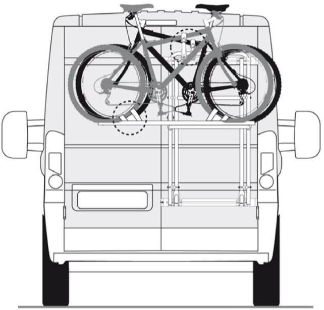 eurocarry fahrradtr ger f r fiat ducato ab bj 2006 von. Black Bedroom Furniture Sets. Home Design Ideas