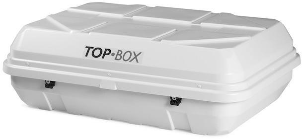 thule top box 130 dachbox 375l von thule fahrradtr ger. Black Bedroom Furniture Sets. Home Design Ideas