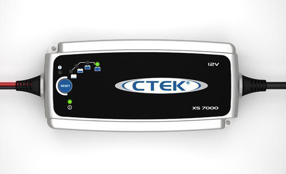 ctek xs7000 batterie ladeger t 7a von ctek bei camping. Black Bedroom Furniture Sets. Home Design Ideas