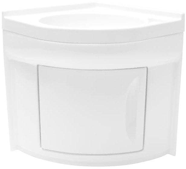 eckwaschbecken und unterschrank von diverse wasser. Black Bedroom Furniture Sets. Home Design Ideas