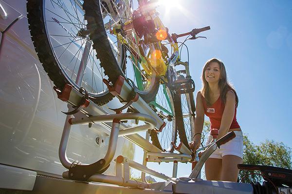 Fiamma Carry Bike Caravan Xl A Pro 200 E Bike Deichsel Fahrradträger
