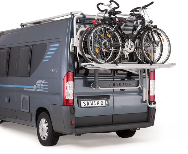 sawiko futuro fahrradtr ger f r fiat ducato h3 ab bj 07. Black Bedroom Furniture Sets. Home Design Ideas