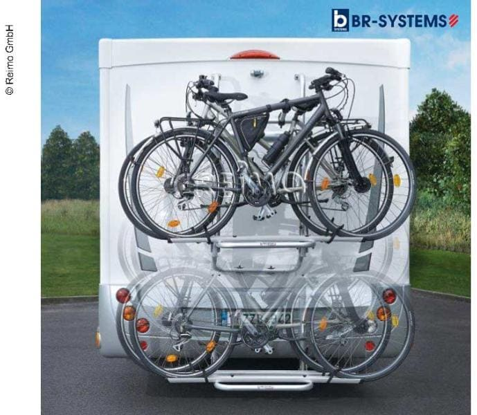 br systems e bike lift fahrradtr ger f r 2 e bikes o 3. Black Bedroom Furniture Sets. Home Design Ideas