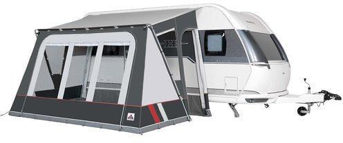 dorema mistral all season vorzelt 300x240cm anthrazit. Black Bedroom Furniture Sets. Home Design Ideas