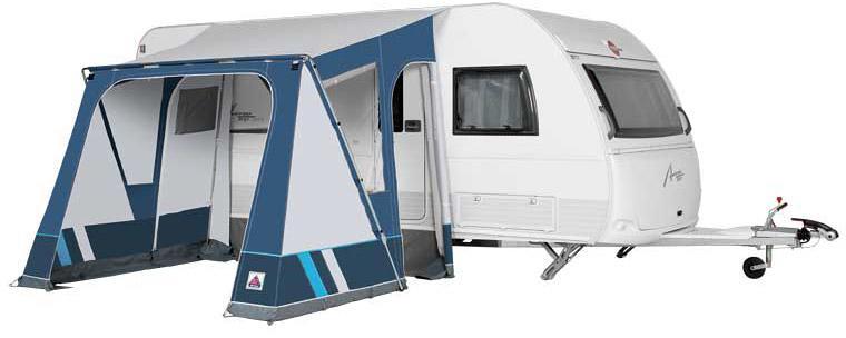 dorema mistral all season vorzelt 300x240cm blau von. Black Bedroom Furniture Sets. Home Design Ideas