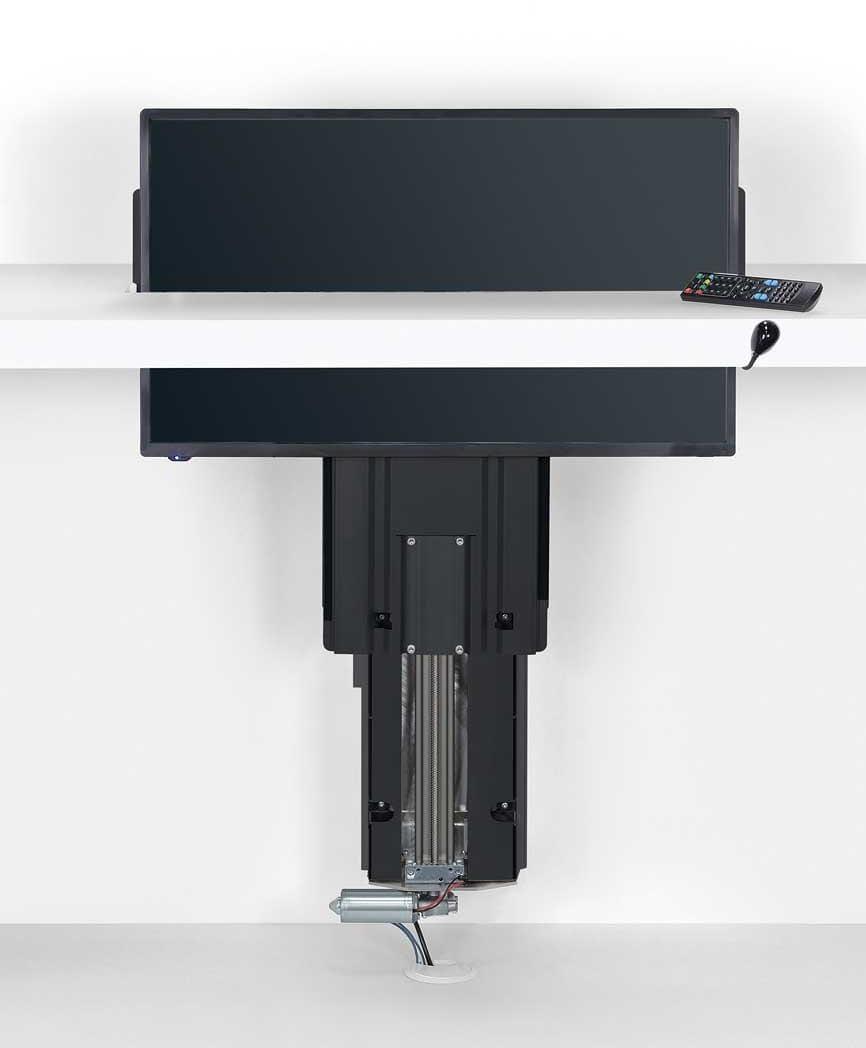 Tv Halter Sky Tec Mit Elektrischem Antrieb Von Diverse Elektro