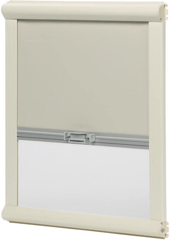 dometic dachlukenrollo 1302 480x500mm grau wei von. Black Bedroom Furniture Sets. Home Design Ideas