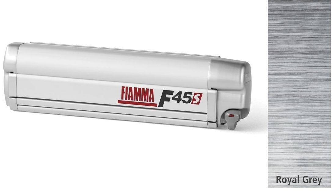 fiamma f45s markise titanium 260cm royal grey vw t5 t6. Black Bedroom Furniture Sets. Home Design Ideas