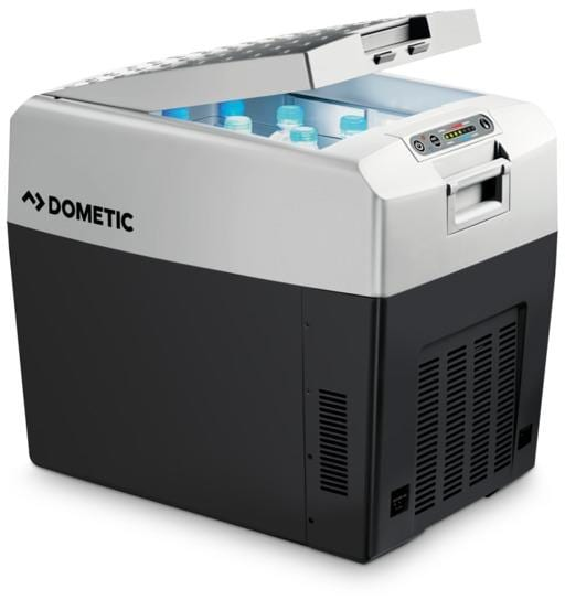 dometic tropicool tcx 35 thermoelektrische k hlbox 12 24. Black Bedroom Furniture Sets. Home Design Ideas