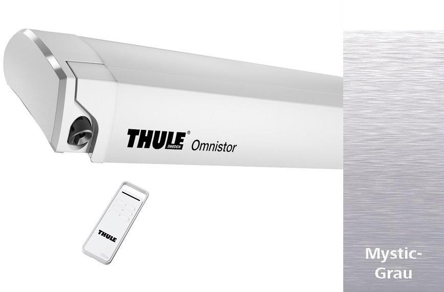 Thule Omnistor 9200 Markise Wei Mit Motor Mystic Grau
