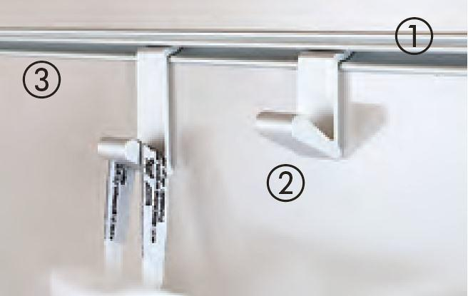 Favorit Profilleiste Aluminium 2m, silber von Diverse Haushalt, Freizeit YD73