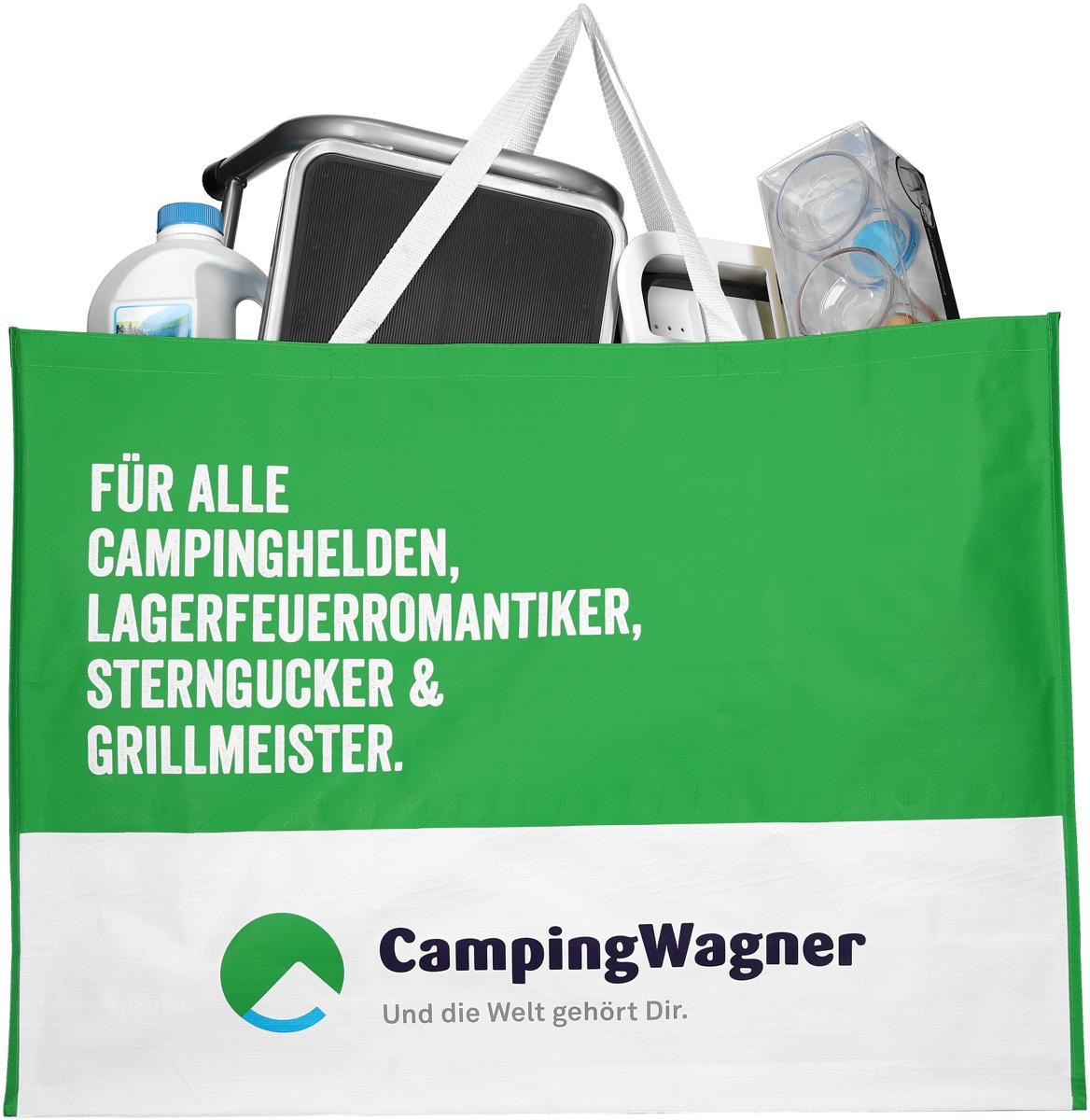 Camping Wagner Tragetasche