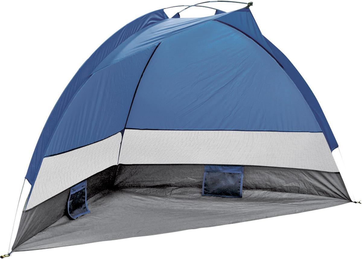 Brunner Sun Shell Air Strandmuschel, blau bei Camping Wagner ...