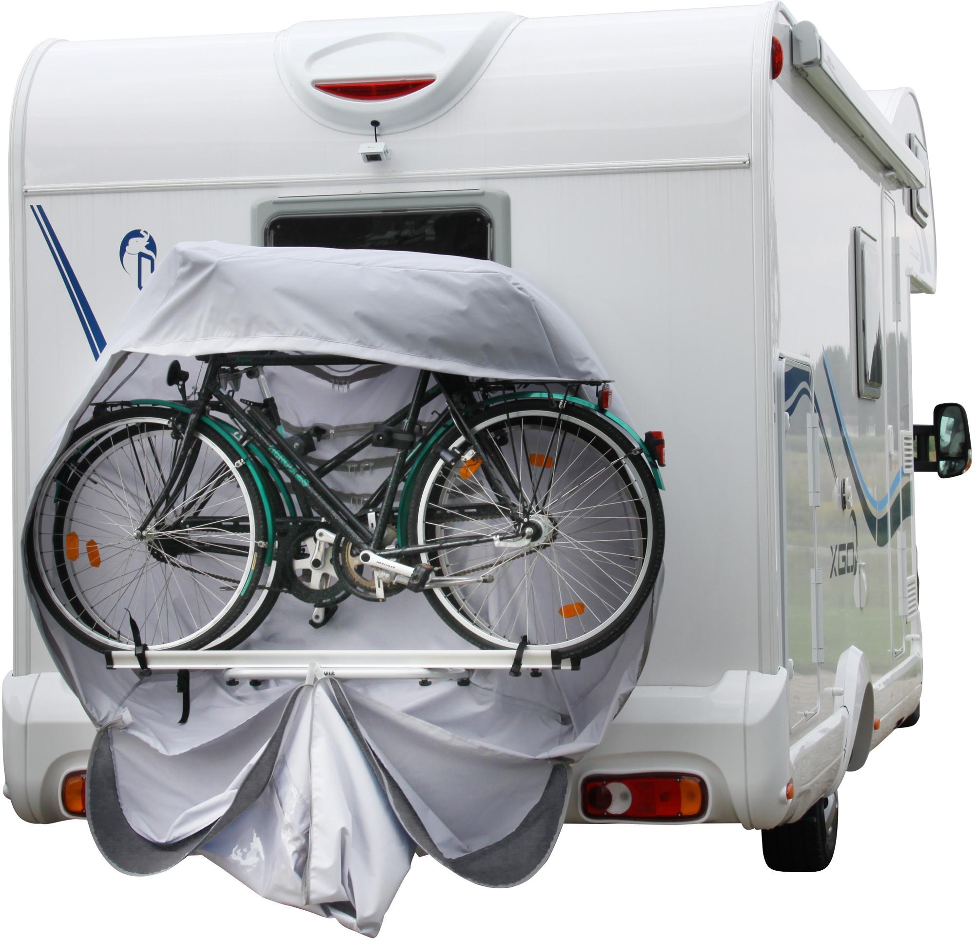 fahrradschutzh lle hindermann concept zwoo f r 2 e bikes. Black Bedroom Furniture Sets. Home Design Ideas