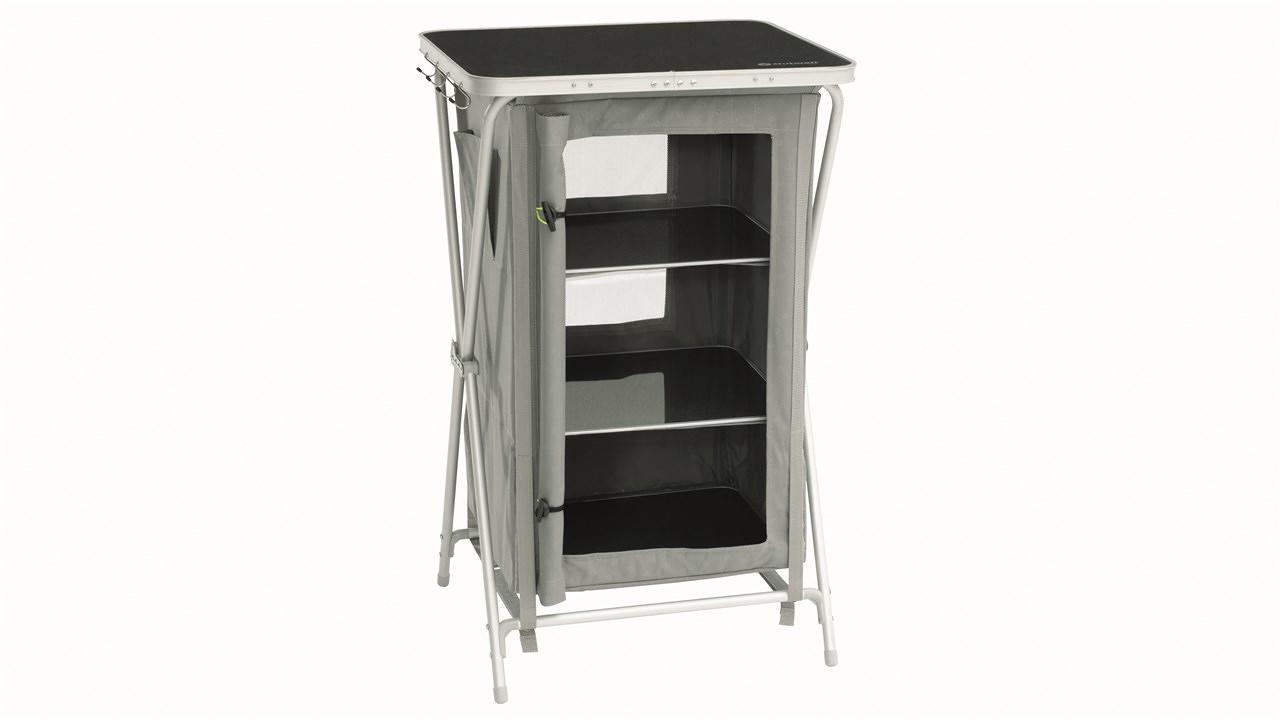 campingschrank tasche campingk che mit sp le windschutz. Black Bedroom Furniture Sets. Home Design Ideas