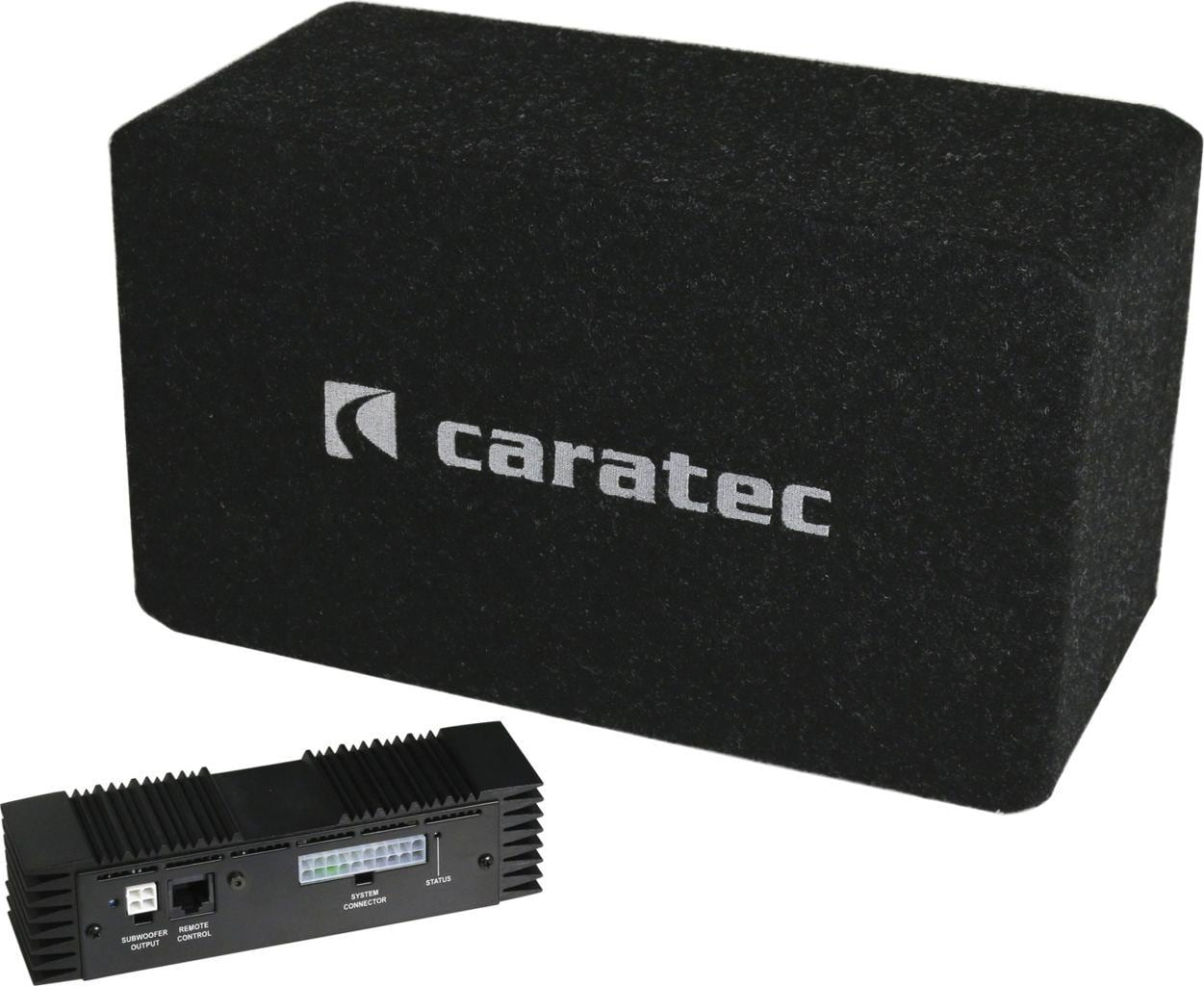 caratec cas203 audio soundsystem f r reisemobile 4 kanal von caratec bei camping wagner. Black Bedroom Furniture Sets. Home Design Ideas