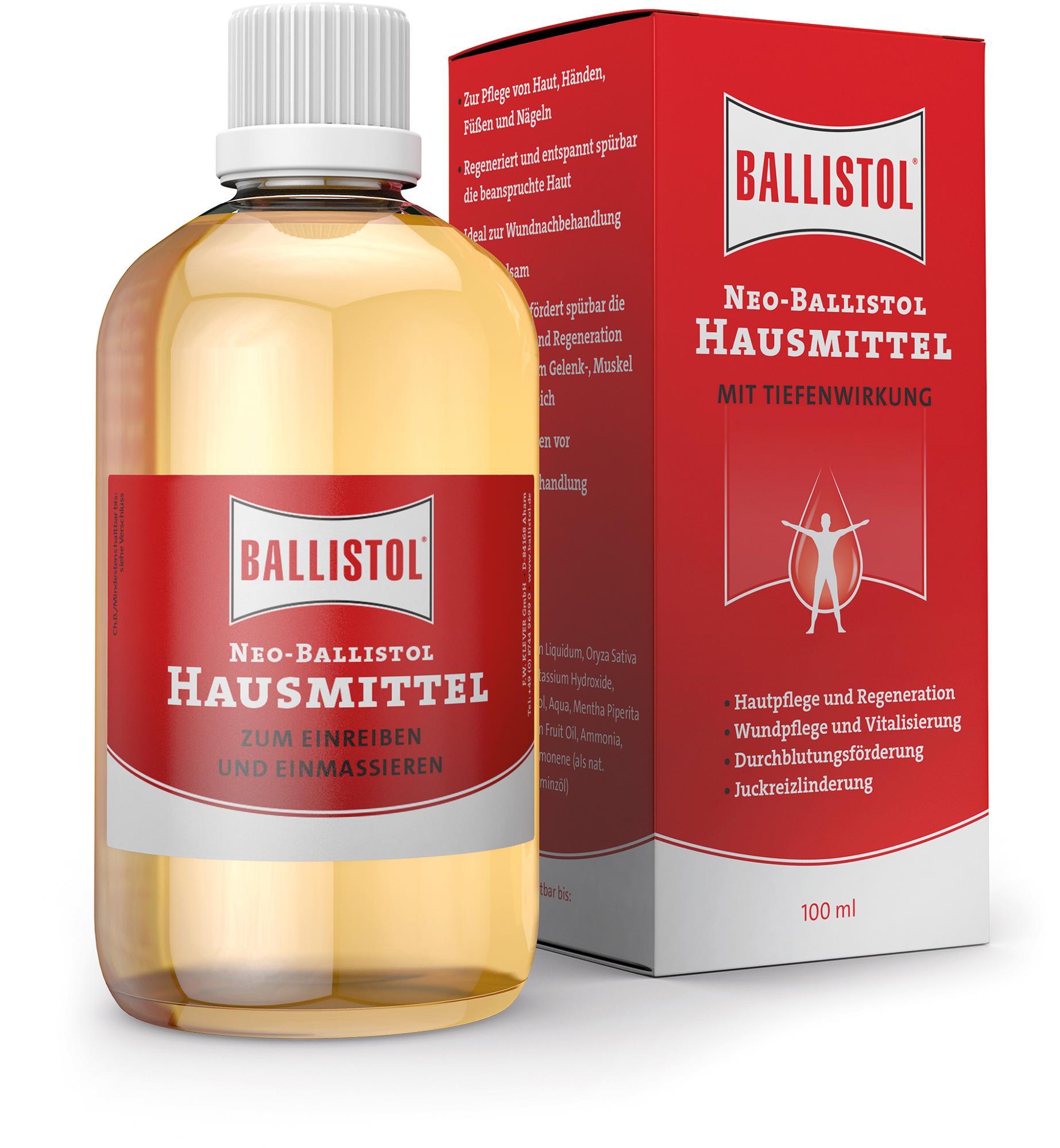 Ballistol Neo Ballistol Hausmittel Pflegeöl 100ml Von Ballistol