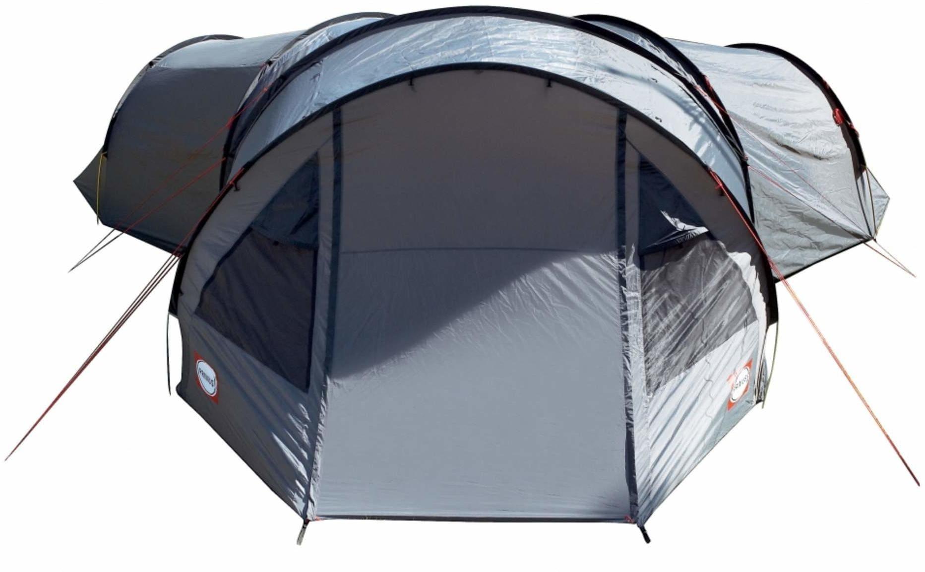 primus bifrost y6 tunnelzelt 6 personen grau von primus bei camping wagner campingzubeh r. Black Bedroom Furniture Sets. Home Design Ideas