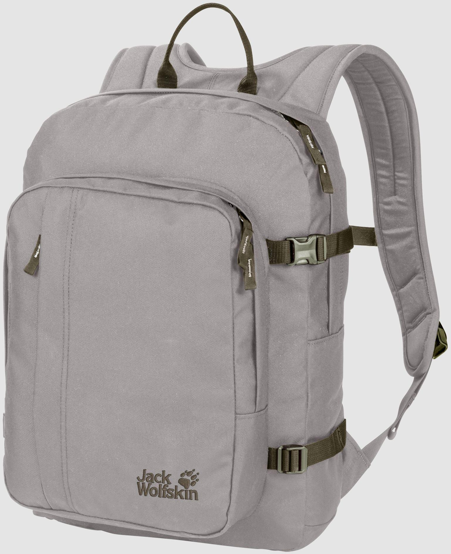 Jack Wolfskin Campus Bookpack Rucksack Backpack Accessories