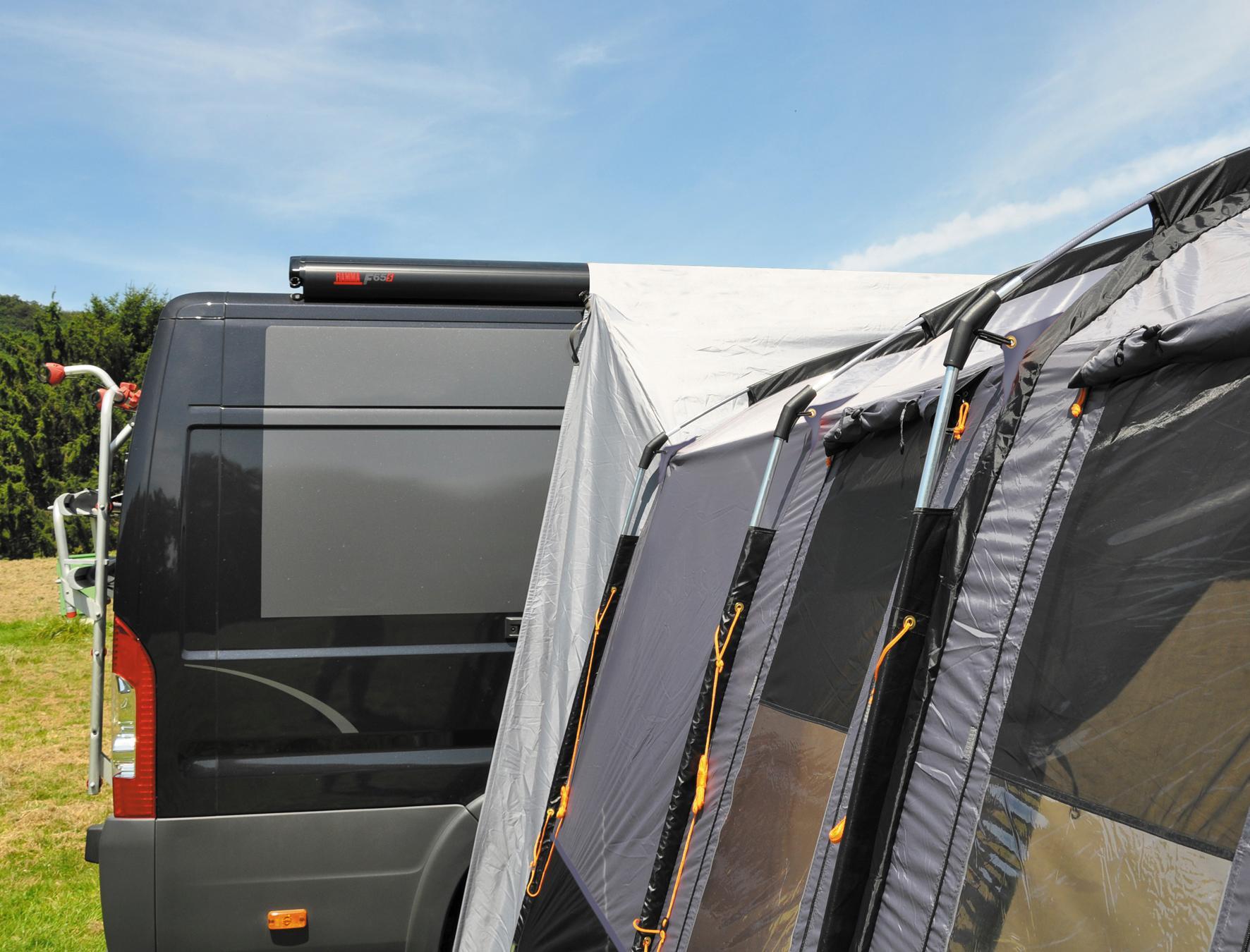 Eurotrail Silverstone Busvorzelt, 330x340cm von Eurotrail